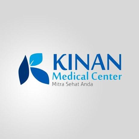 creative store 24 jasa desain logo perusahaan brand produk UKM profesional Desain Logo Kinan Medical Center