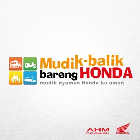 creative store 24 jasa desain logo perusahaan brand produk UKM profesional Desain Logo Mudik Gratis Honda PT. Astra Honda Motor