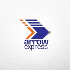 creative store 24 jasa desain logo perusahaan brand produk UKM profesional desain logo PT. Arrow Indo Express