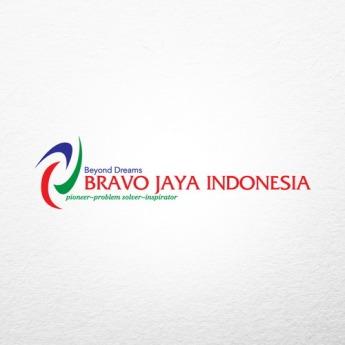 creative store 24 jasa desain logo perusahaan brand produk UKM profesional desain logo PT. Bravo Jaya Indonesia