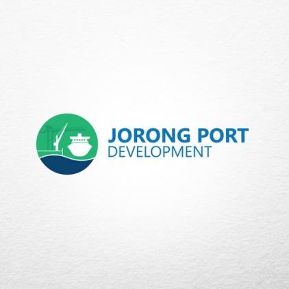 creative store 24 jasa desain logo perusahaan brand produk UKM profesional desain logo PT. Jorong Port Development