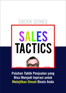 cover buku sales tactic