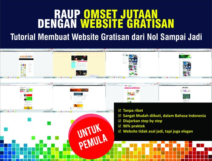 cover membuat wordpress