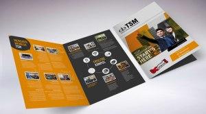 Simple Studio Online ilustrasi desain menyederhanakan kompleksitas dalam desain brosur