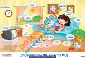 Poster Belajar Kegiatan tipe 05
