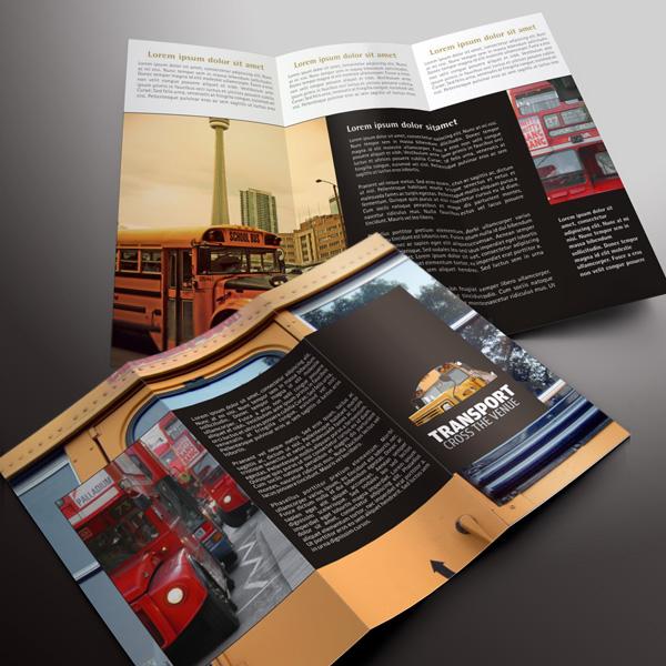 Inspirasi Desain Brosur dan Marketing Tools Lain untuk ...