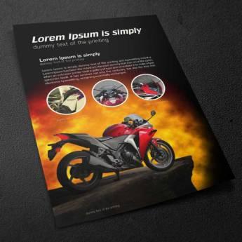 desain-online-download gratis inspirasi contoh design brosur company profile profil-studio-desain-flyer-2
